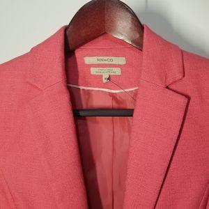 6.99 Ship | RW&CO Blazer Dressy Jacket Casual